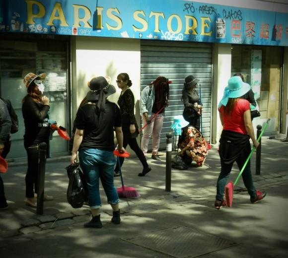 Action Roses d'Acier 24-06-2015