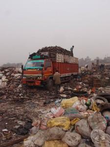 Okhla (au Sud de Delhi) , Janvier 2016 / Rémi de Bercegol