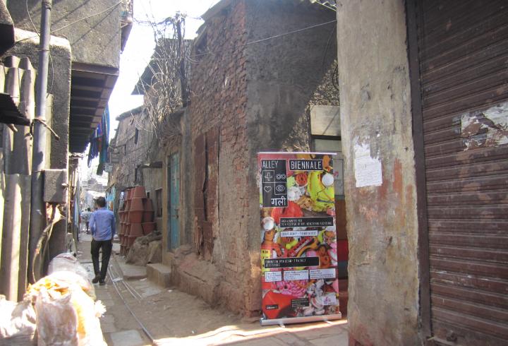Dharavi, 2015 (photo C. Ithurbide)