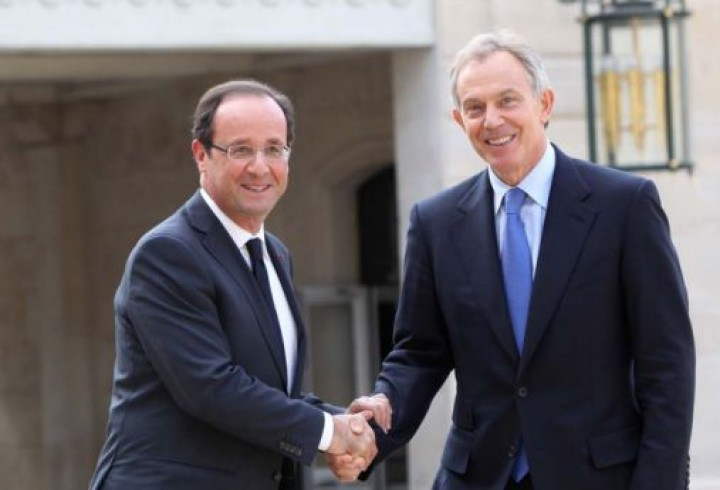 hollande blair