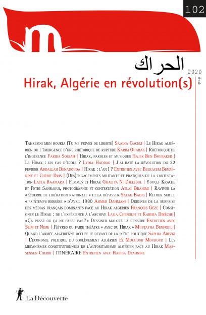 Hirak, Algérie en révolution(s) - Revue Mouvements numéro 102