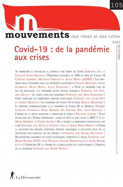 Covid-19: de la pandémie aux crises - Revue Mouvements numéro 105